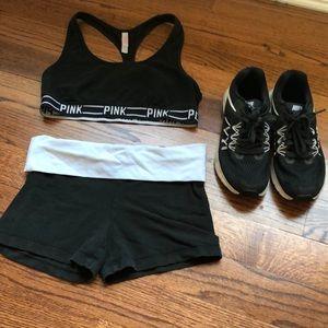 Victoria's Secret Dreamer Yoga Shorts